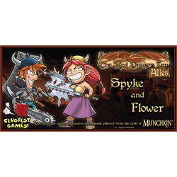Red Dragon Inn: Allies - Spyke And Flower