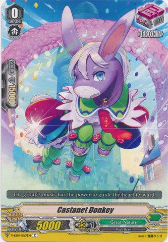 Castanet Donkey - V-EB04/067EN - C