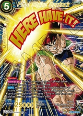 Final Strike Bardock - TB3-019 - SPR