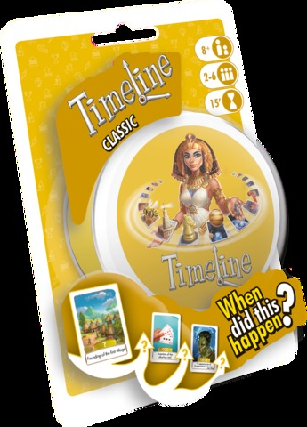 Timeline: Classic (Round Tin Edition)