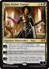 Kaya, Orzhov Usurper