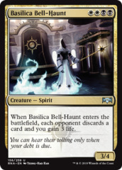Basilica Bell-Haunt - Foil on Channel Fireball