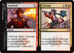 Carnival // Carnage - Foil