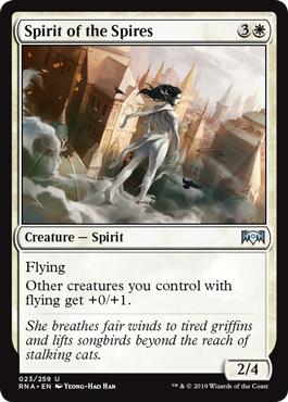 Spirit of the Spires - Foil