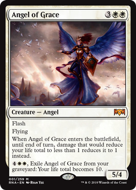 Angel of Grace - Foil