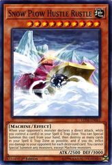 Snow Plow Hustle Rustle - LED4-EN041 - Common - 1st Edition