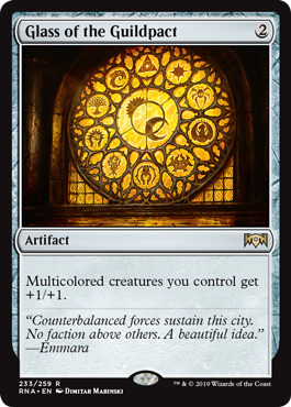Glass of the Guildpact - Foil