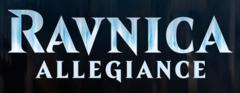 Ravnica Allegiance Complete Set (Without Mythics) - Foil