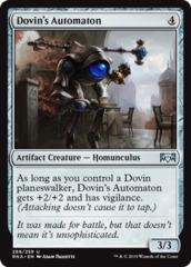 Dovin's Automaton - Planeswalker Deck Exclusive