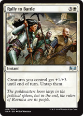 Rally to Battle - Foil
