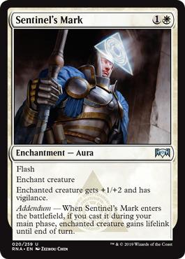 Sentinels Mark
