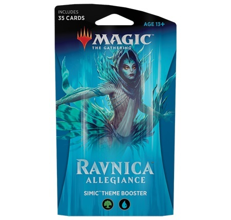 Ravnica Allegiance Theme Booster - Simic