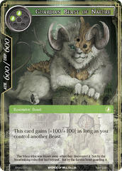 Guardian Beast of Nature - SNV-068 - C