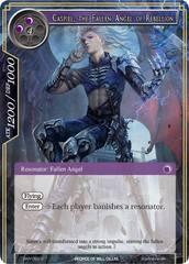 Caspiel, the Fallen Angel of Rebellion - SNV-085 - U on Channel Fireball