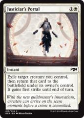 Justiciar's Portal - Foil