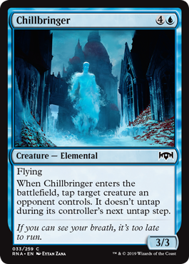 Chillbringer - Foil