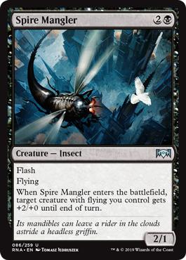 Spire Mangler - Foil