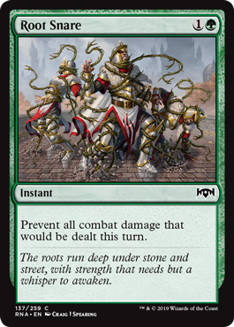 Root Snare - Foil