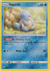 Squirtle - 22/181 - Common - Reverse Holo