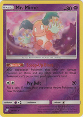 Mr. Mime - 66/181 - Rare - Reverse Holo