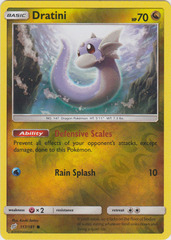 Dratini - 117/181 - Common - Reverse Holo