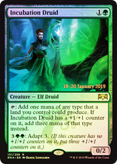 Incubation Druid - Foil Prerelease Promo