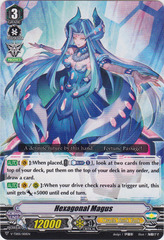 Hexagonal Magus - V-TD05/001 - TD on Channel Fireball