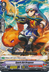 Spark Kid Dragoon - V-TD06/010 - TD on Channel Fireball