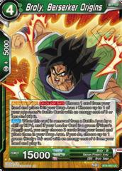 Broly, Berserker Origins - BT6-062 - UC