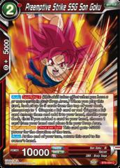 Preemptive Strike SSG Son Goku - BT6-004 - C - Foil