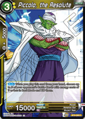 Piccolo, the Resolute - BT6-088 - C