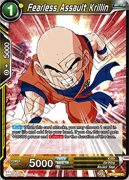 Dragon Ball Super Card Game NM//M BT6-123 DR Agent of Destruction Android 13