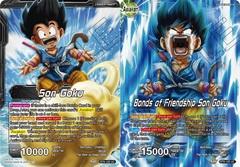 Son Goku // Bonds of Friendship Son Goku - BT6-105 - UC - Foil