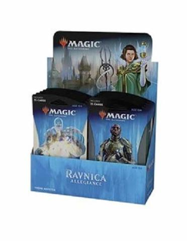 Ravnica Allegiance Theme Booster Box