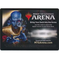 MTG Arena Code Card - Dovin Planeswalker Deck