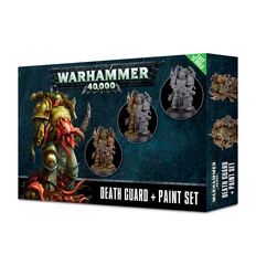 Deathguard Paint Set