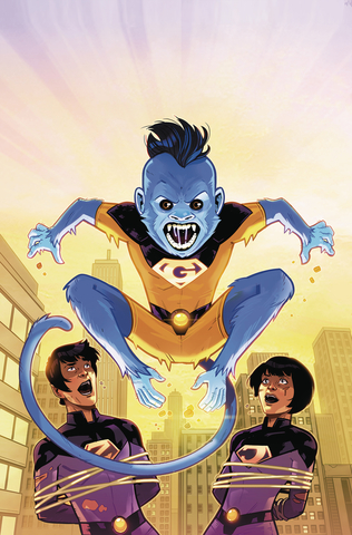 Wonder Twins #3 (Of 6)