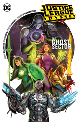 Justice League Odyssey Tp Vol 01 The Ghost Sector (STL100274)