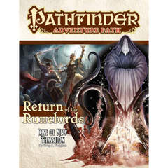 Pathfinder Adventure Path 138: Return of the Runelords Chapter 6: Rise of New Thassilon