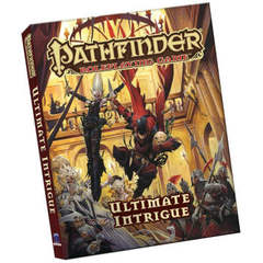 Pathfinder Roleplaying Game: Ultimate Intrigue (Pocket Edition)
