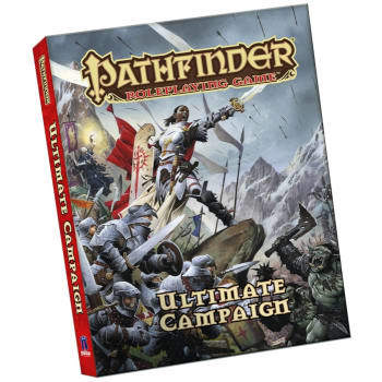 Pathfinder RPG: Ultimate Campaign (Pocket Edition)