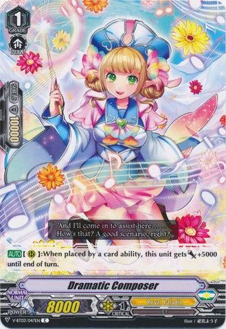 Dramatic Composer - V-BT03/047EN - C