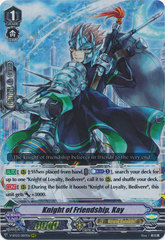 Knight of Friendship, Kay - V-BT03/007EN - RRR on Channel Fireball