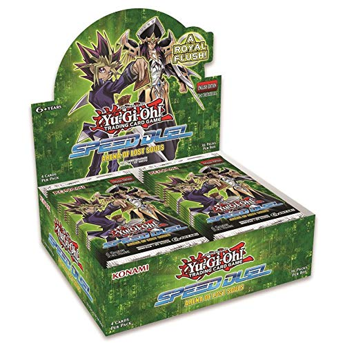 Speed Duel - Arena of Lost Souls - Booster Box