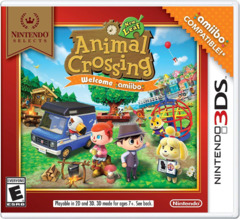 Animal Crossing: New Leaf [Nintendo Selects]