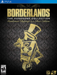 Borderlands: The Handsome Collection [Gentleman Claptrap-in-a-Box]