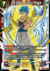 SSB Gogeta, Fusion's Pinnacle - P-093 - PR