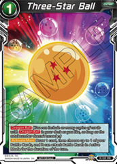 Three-Star Ball - P-101 - PR