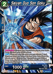 Saiyan Duo Son Goku - BT6-031 - C