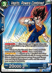 Vegito, Powers Combined - BT6-036 - C - Foil